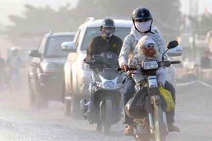 Ô nhiễm không khí ở thành phố Hà Nội