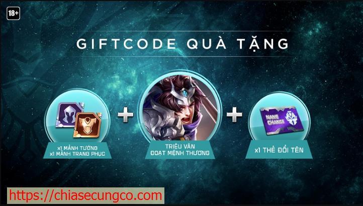 Giftcode là gì?