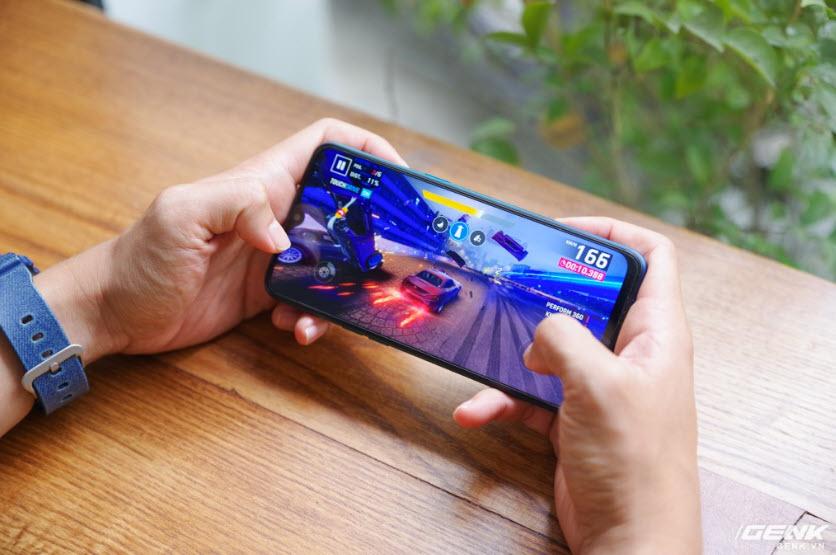 Realme 5 Pro chiến game siêu ngon - Nguồn ảnh Genk