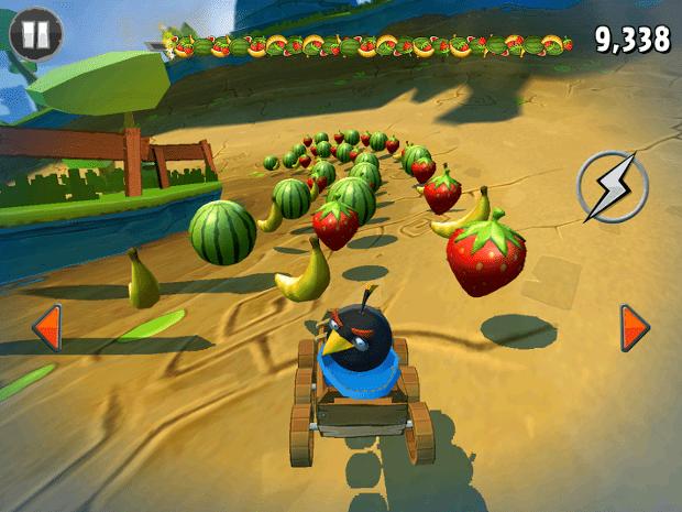 Angry Birds Go – Vượt qua mọi trở ngại khi vừa ra mắt game