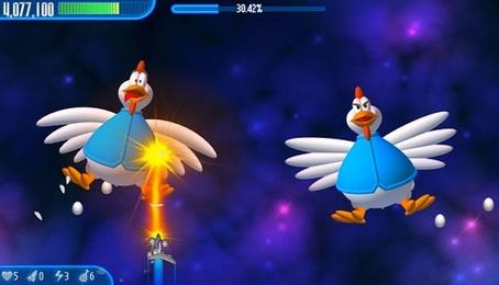 Chicken Invaders – Tựa game bắn gà vui nhộn trên máy tính và điện thoại