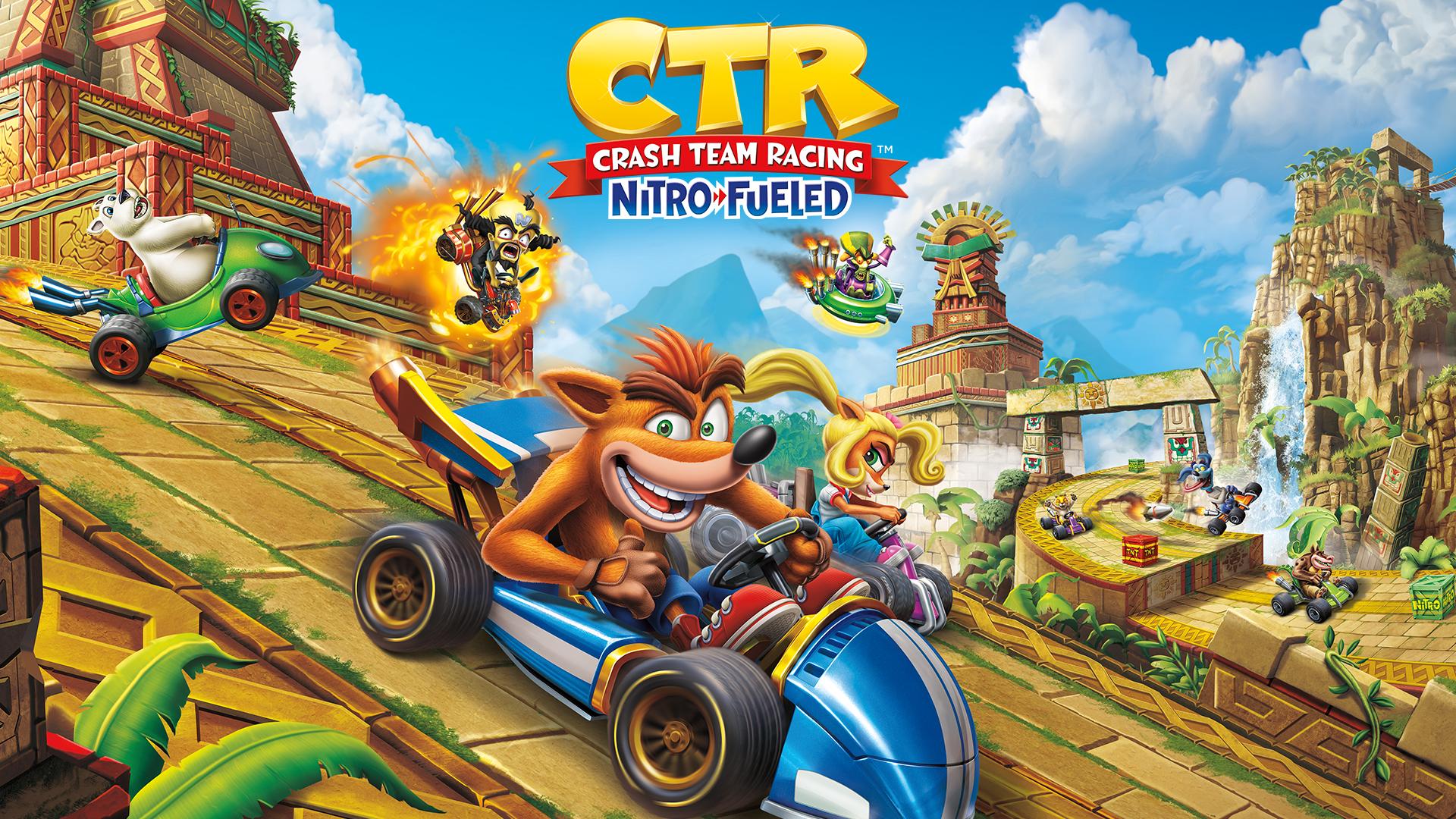 Crash Team Racing – Tựa Game kinh điển vào thập niên 90