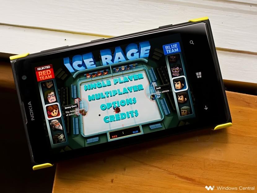 Ice Rage: Hockey- Đưa bạn vào một trận cầu khốc liệt