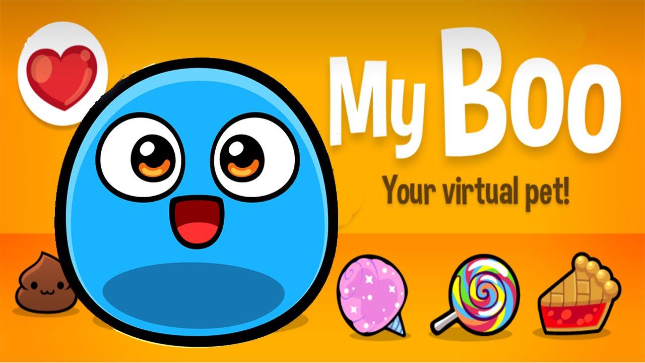 My Boo - Your Virtual Pet Game - Game nuôi thú ảo siêu cute - Chia Sẻ Cùng  Có