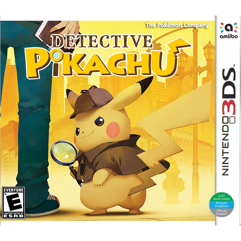 Hóa thân thành thám tử pokemon cùng Detective Pikachu