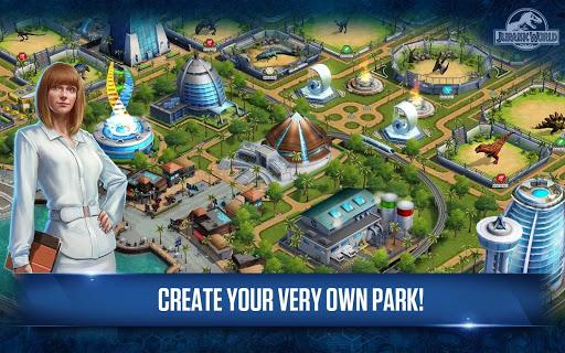 Jurassic World: The Game – Game xây dựng và quản lý Công viên kỷ Jura