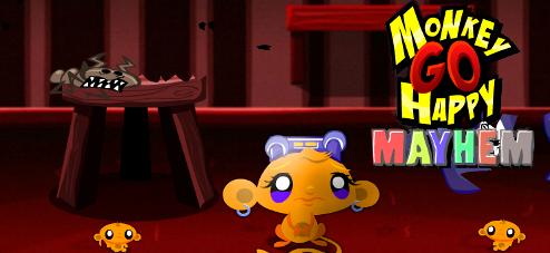 Monkey Go Happy – Đánh giá chung các phần game của  Monkey Go Happy