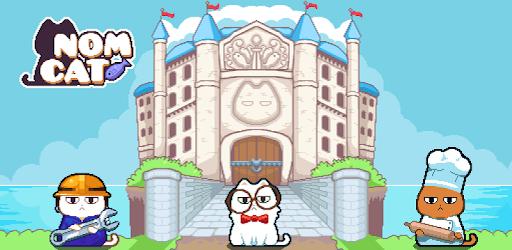 Game NomCat- cùng chơi game với những chú mèo dễ thương