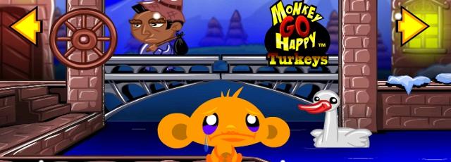 Những phần game giải đố đầy thú vị của Monkey GO Happy